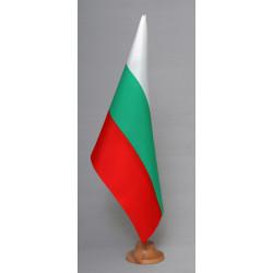 Българско флагче за бюро 16 х 22 см.