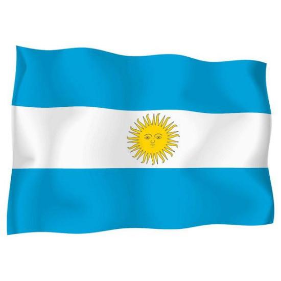 Флаг на Аржентина