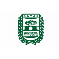 Флаг на Батак за бюро 16 х 22 см.