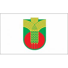 Флаг на Добричка община за бюро 16 х 22 см.