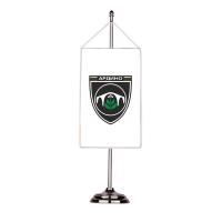 Флаг на Ардино с двойна хоругва 13 х 18 см.