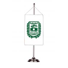 Флаг на Батак с двойна хоругва 13 х 18 см.
