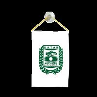 Флаг на Батак за кола 10 х 15 см