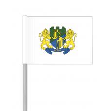 Флаг на Девня от хартия 16 х 22 см.