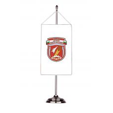 Флаг на Долна Митрополия с двойна хоругва 13 х 18 см