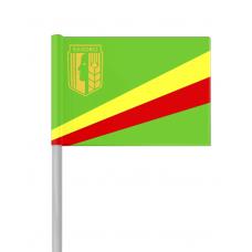 Флаг на Елхово от хартия 16 х 22 см.