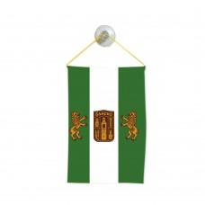 Флаг на Банско за кола 10 х 15 см